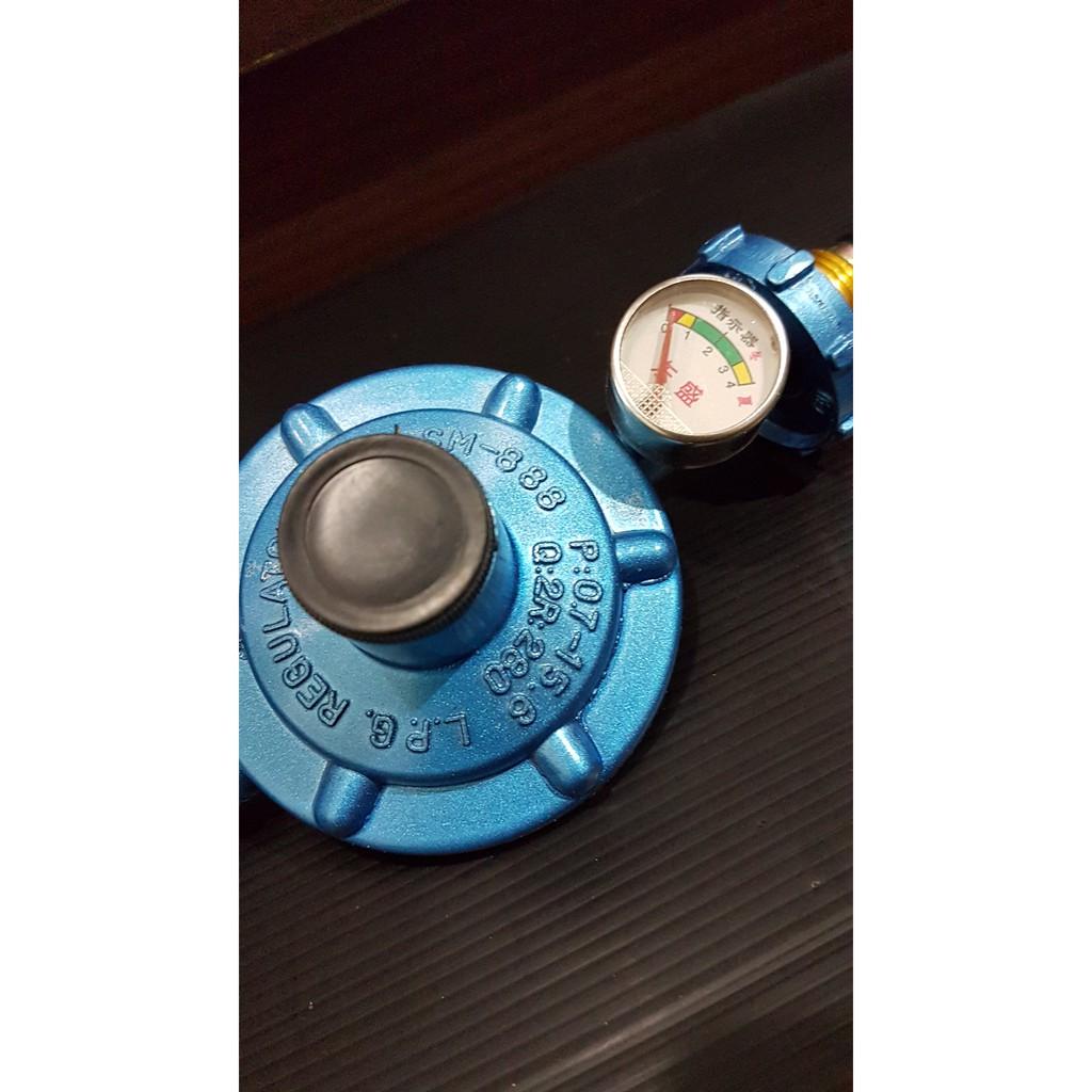 Regulator Gas Lpg Tekanan Tinggi Ekonomis Nankai Sni Alat Kompor Com 201 M Destec Rendah Meter 201m Com201 High Pressure Shopee Indonesia