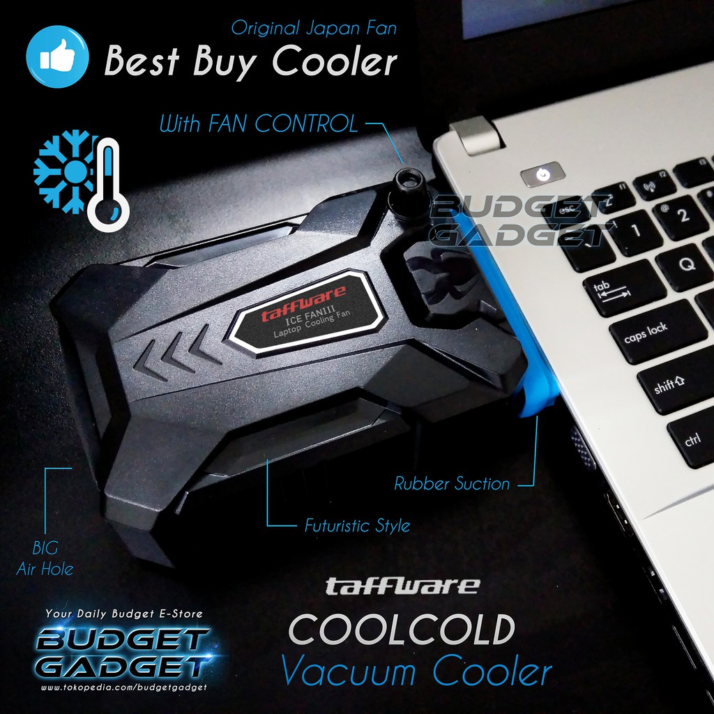 Cooling Pad Coolingpad Fan Kipas Pendingin Laptop N Kepiting M Tech Mt919 Crab Lipat Flip 191 Shopee Indonesia