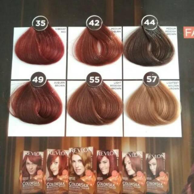 Revlon Colorsilk -Semir Rambut | Shopee Indonesia