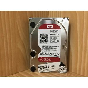 "Hardisk/HDD Internal WD RED NAS 3,5"" Inch 8TB SATA3 Untuk PC/CPU & CCTV"
