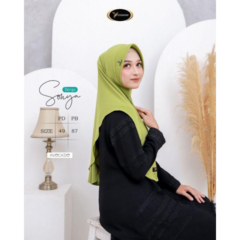 hijab yessana sonya