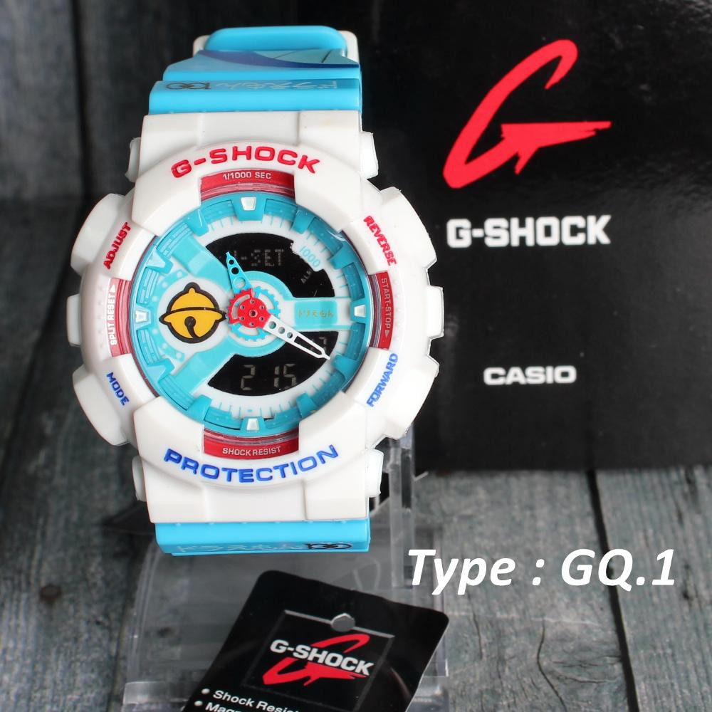 JAM TANGAN G-SHOCK BABY-G CASIO COUPLE GA-110 GS  b548ebf784