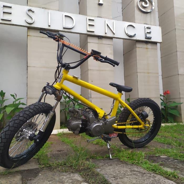 Stang Sepeda Bmx Untuk Modifikasi Bmx Cub Shopee Indonesia