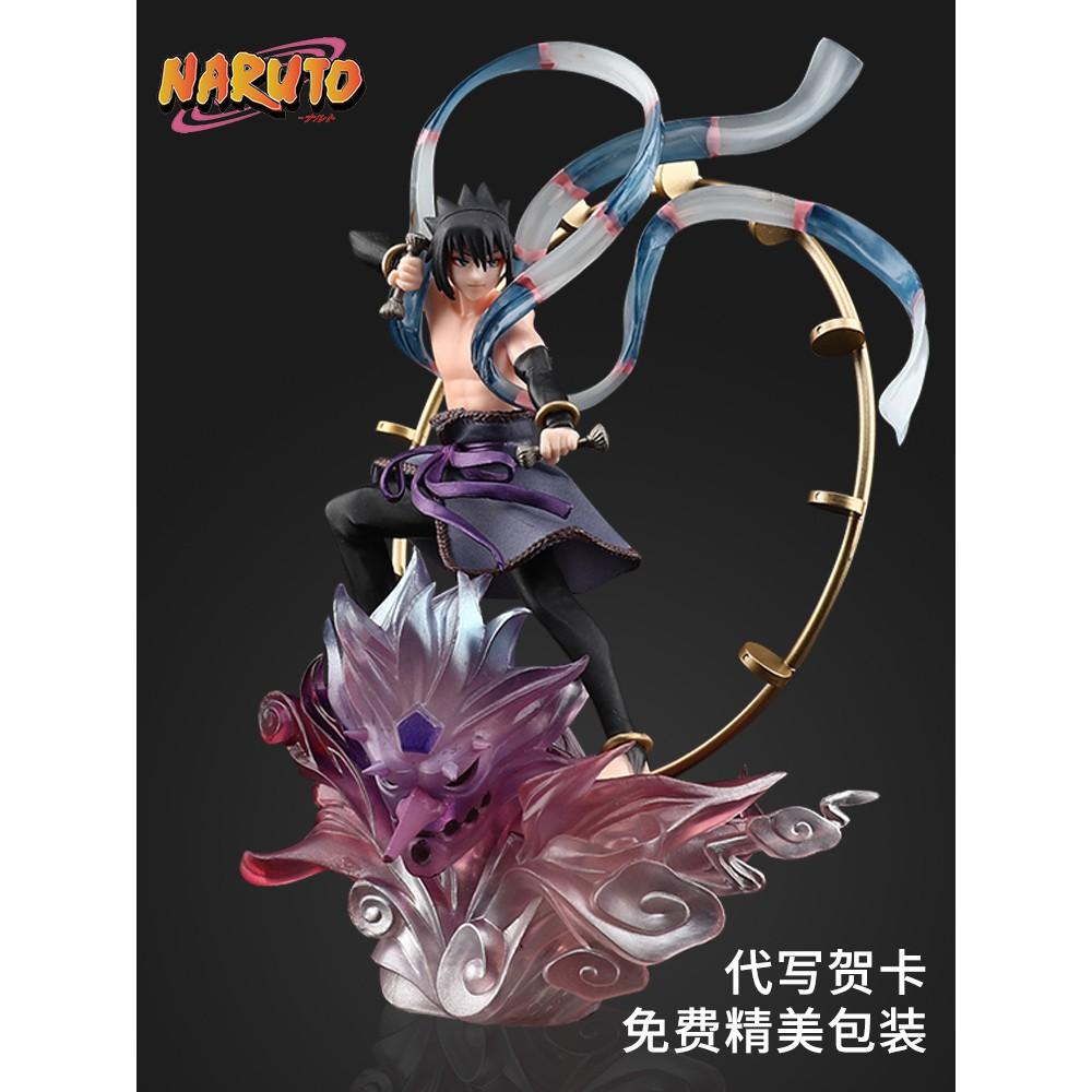 Xgg Mainan Action Figure Naruto Uchiha Sasuke