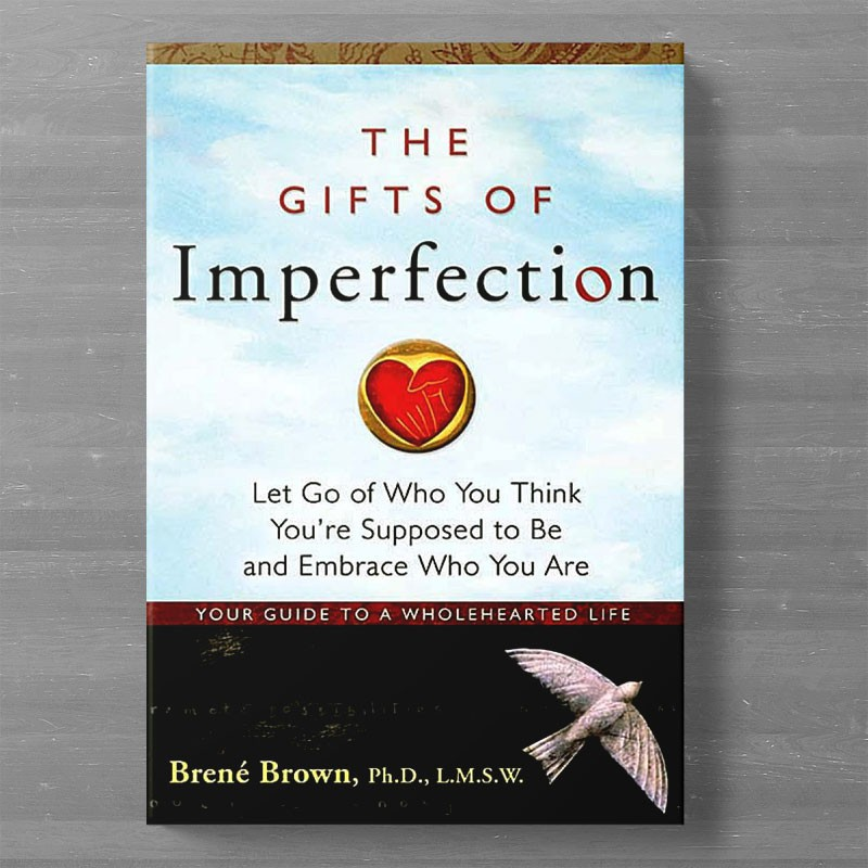 The Gifts of Imperfection by Brené Brown   Shopee Indonesia