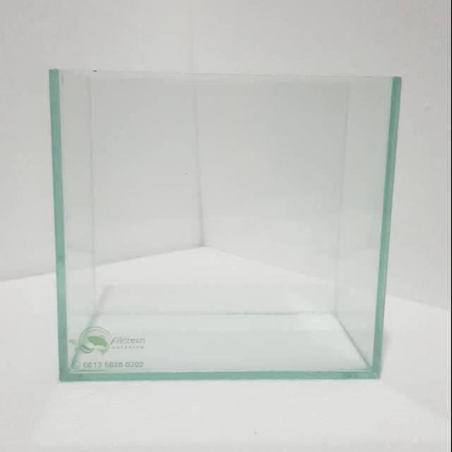 Soliter Cupang Aquarium 30x15x20