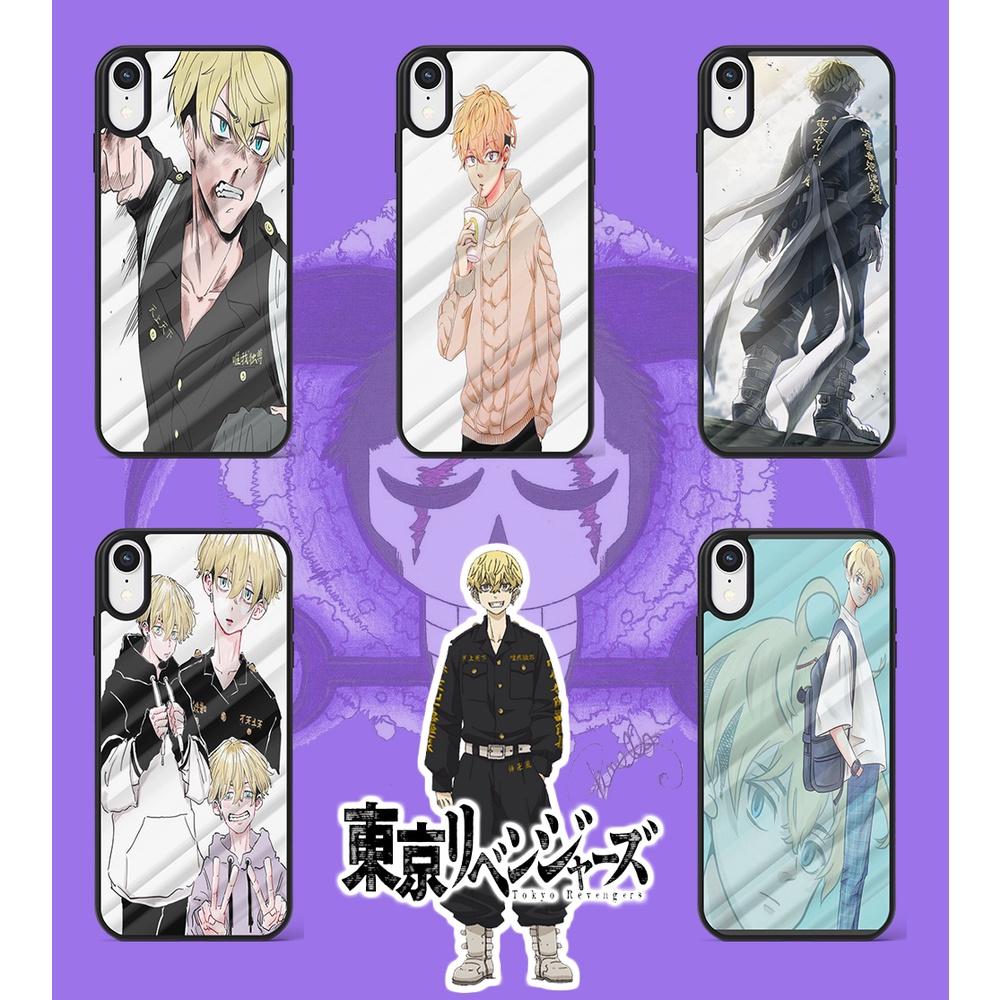 Custom Case Anime Tokyo Revengers Matsuno Chifuyu Iphone Oppo Realme Samsung Vivo Xiaomi Pocodll Shopee Indonesia