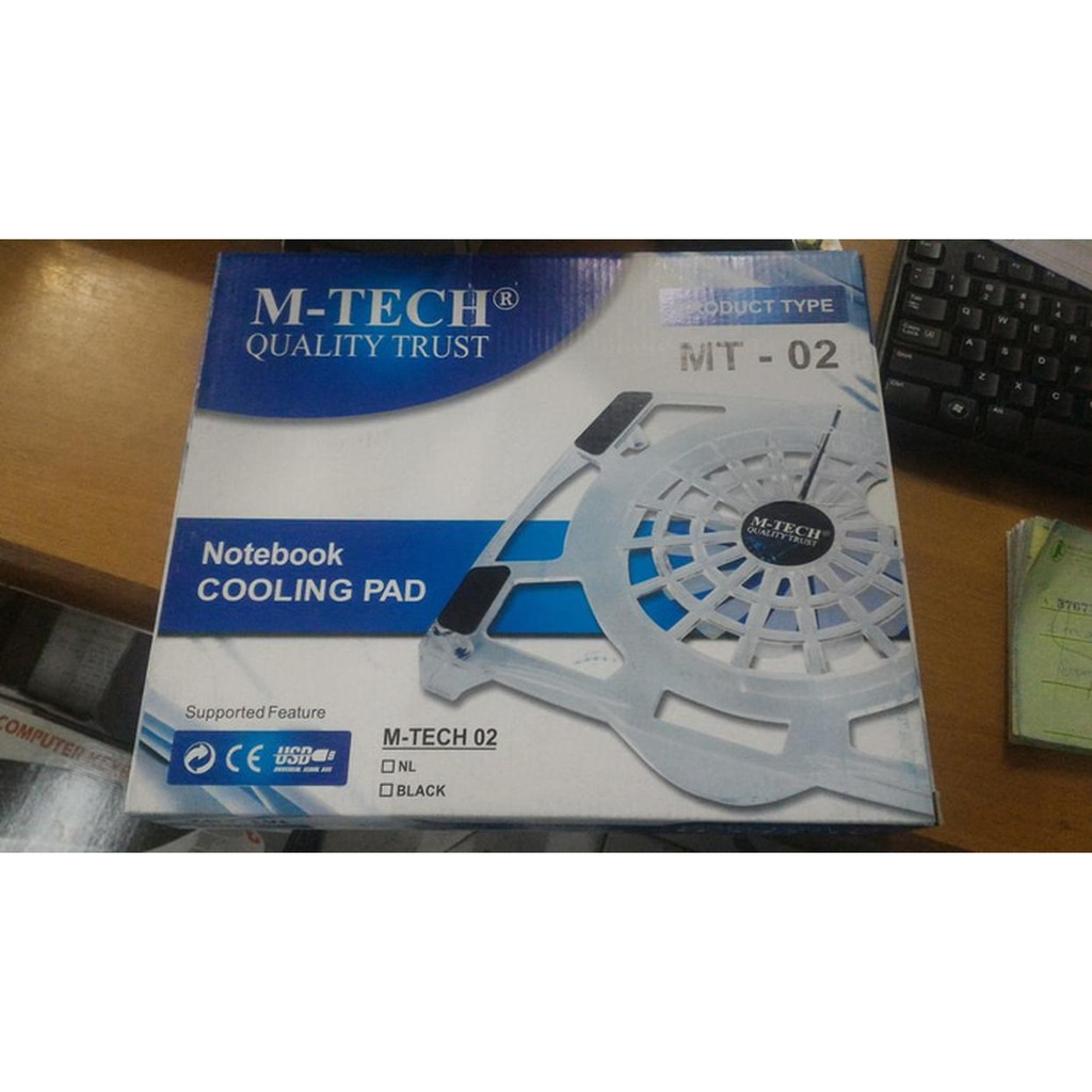 Cooling Pad Big Fan MTech MT-02 | Shopee Indonesia -. Source .