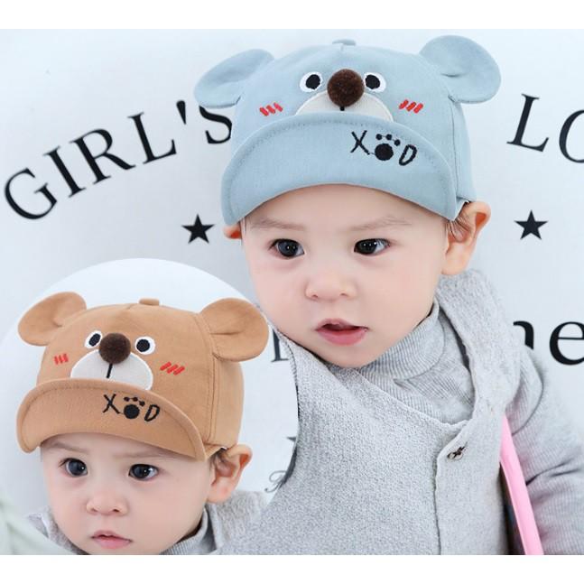 Topi Anak 3D Bear Import 62125194ac