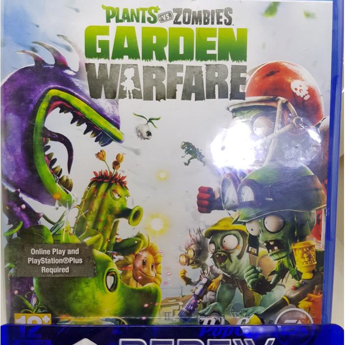 Plants Vs Zombies Garden Warfare Reg 3 Online Shopee Indonesia