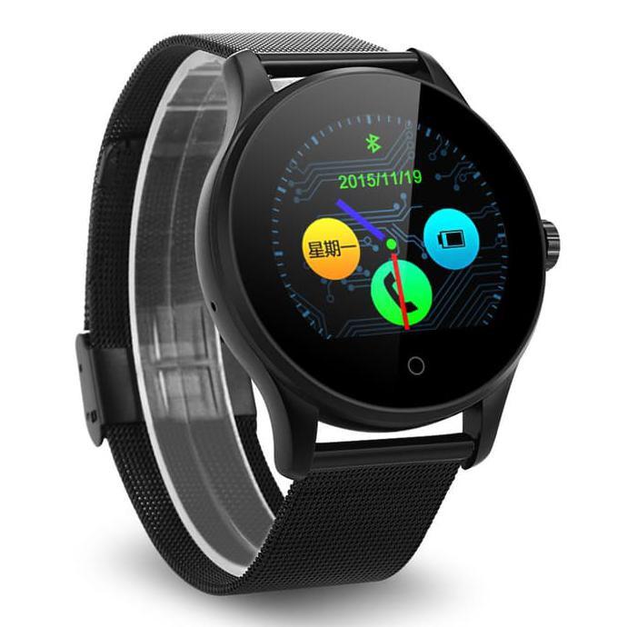 from vitashop88 Onix Smartwatch Mo Watch IWO A8 42mm - Emas | Shopee Indonesia