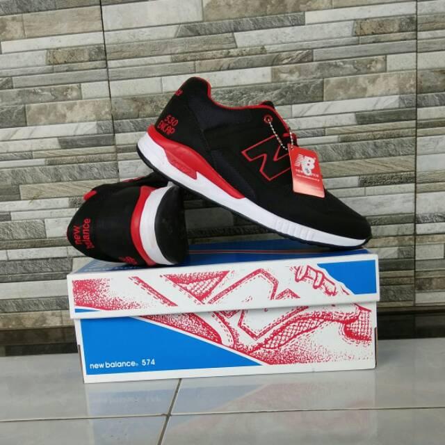 Sepatu NB New Balance Encap merah  f33d684110