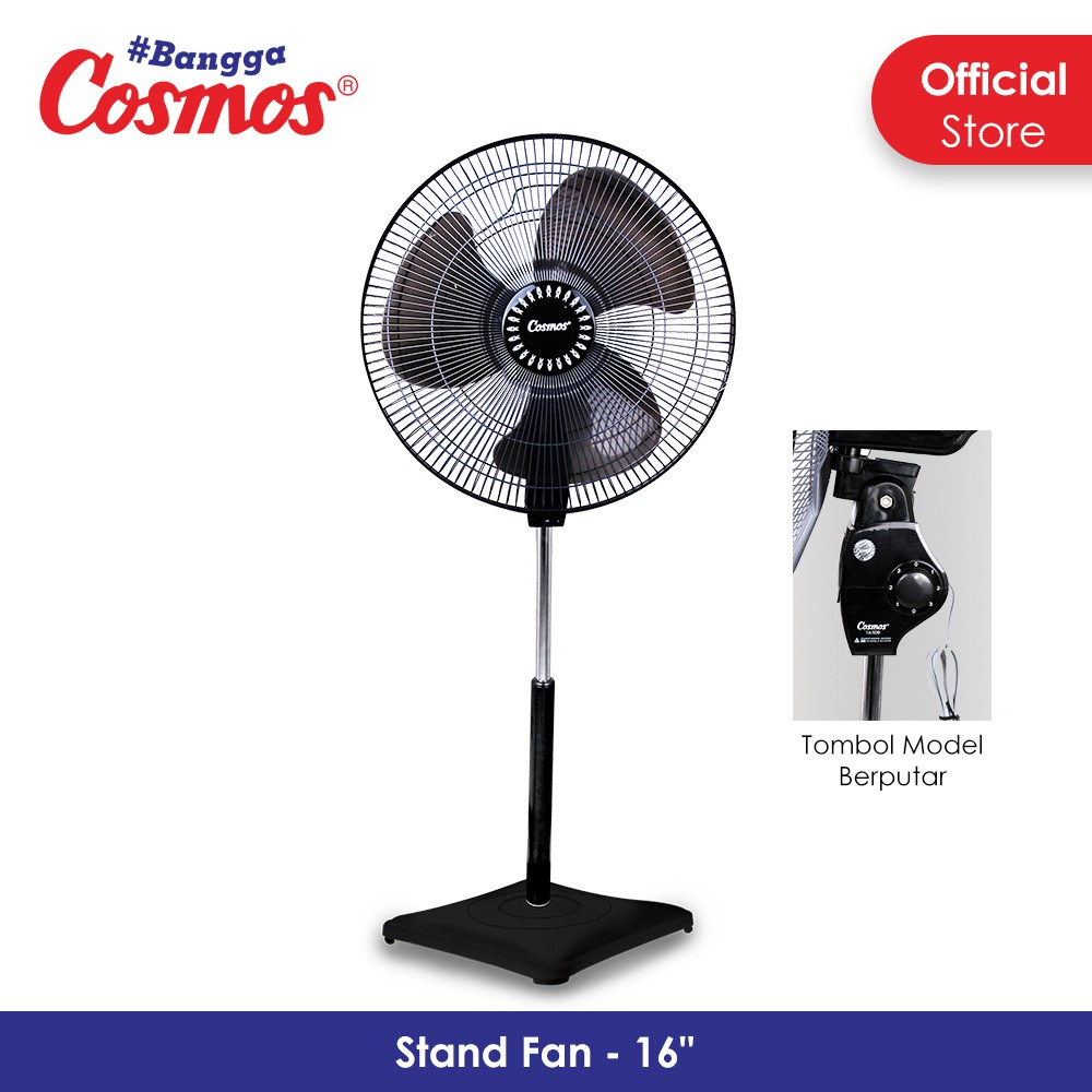 Cosmos 16 Sbi Kipas Angin 2in1 Inch Stand Desk Shopee Berdiri Fan 2 In 1 Indonesia