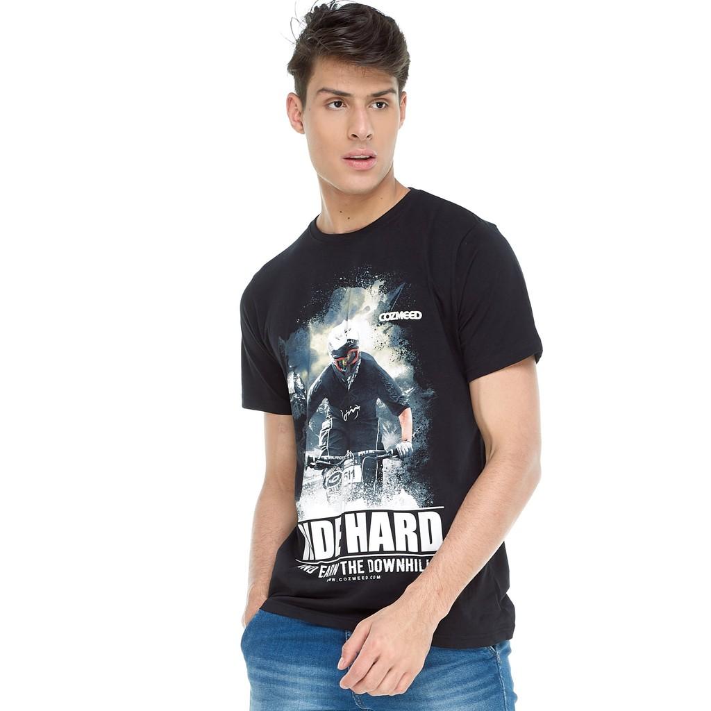 Jaket Pria Cozmeed Yumbilla Hitam Shopee Indonesia Gunung Reguler Fontana Biru