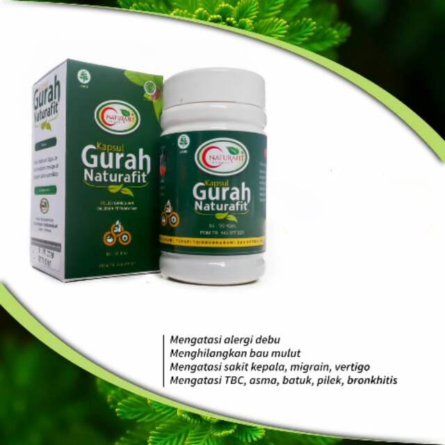 Gurah Naturafit Herbal Alami