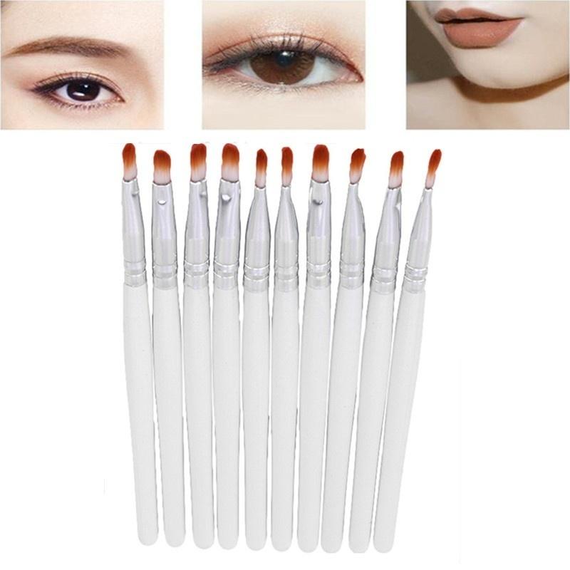 10pcs Set Eye Makeup Brush