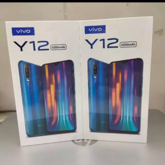 VIVO Y12 3/64Gb Resmi New