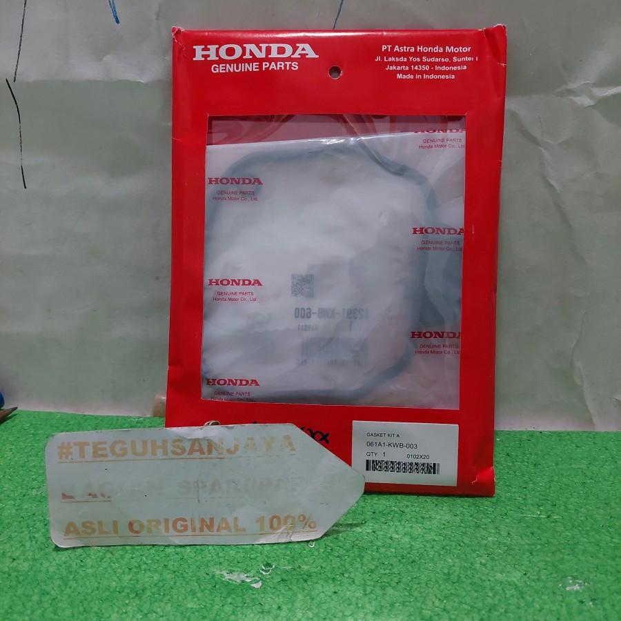 Gasket Kit A Paking Top Set 061A1-KWB-003 Blade Revo Absolute Honda