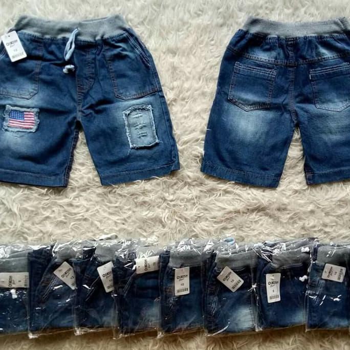 celana+Celana+Pendek+Pakaian+Anak+Laki-Laki+Jeans+Anak - Temukan Harga dan Penawaran Online Terbaik - Mei 2019 | Shopee Indonesia