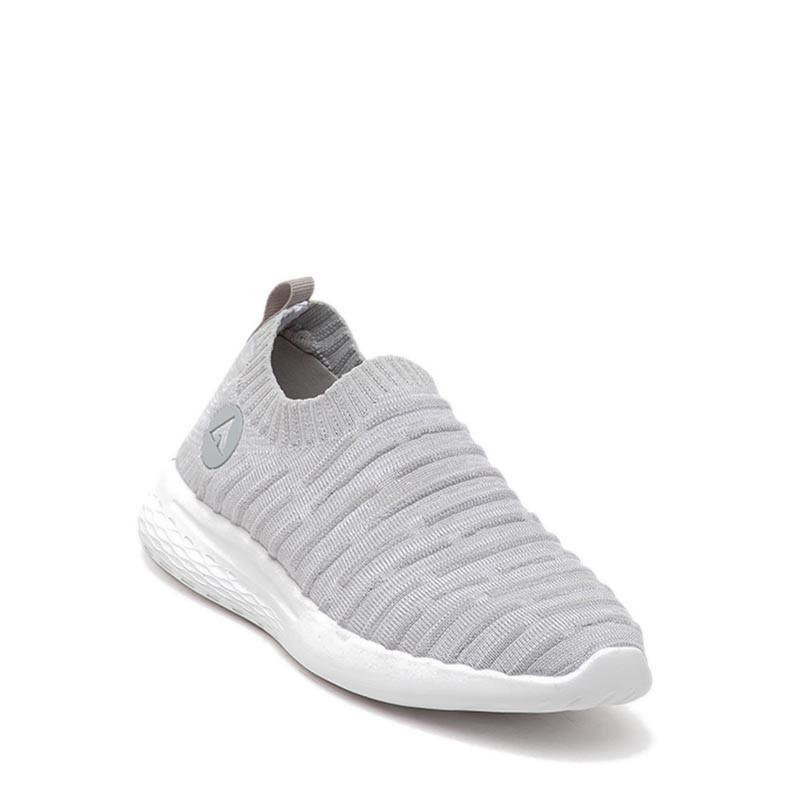 Sepatu Airwalk Lean Women Sneakers Shoes - Grey   Shopee Indonesia