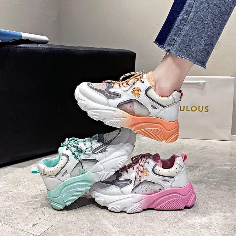 Sepatu Sneakers Wanita Korea Import Terbaru 2020 Murah ...
