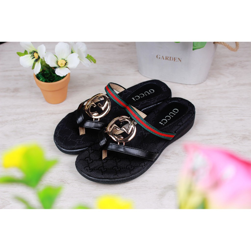 761e236ca9d36 Sandal Gucci Monica GG Slippers 50645