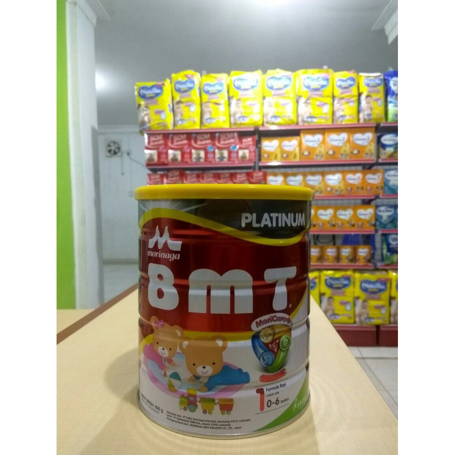 Best Seller Susu Bmt Morinaga Platinum 800gramkaleng Tahap 1 Moricare 400 Gr Shopee Indonesia