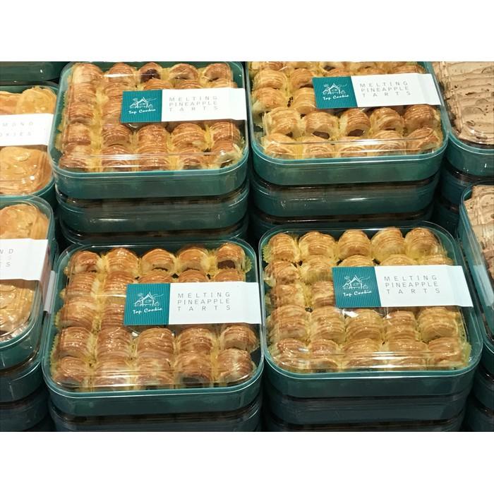 Top Cookies Nastar Malaysia Melting Pineapple Tart Paling Murah Shopee Indonesia