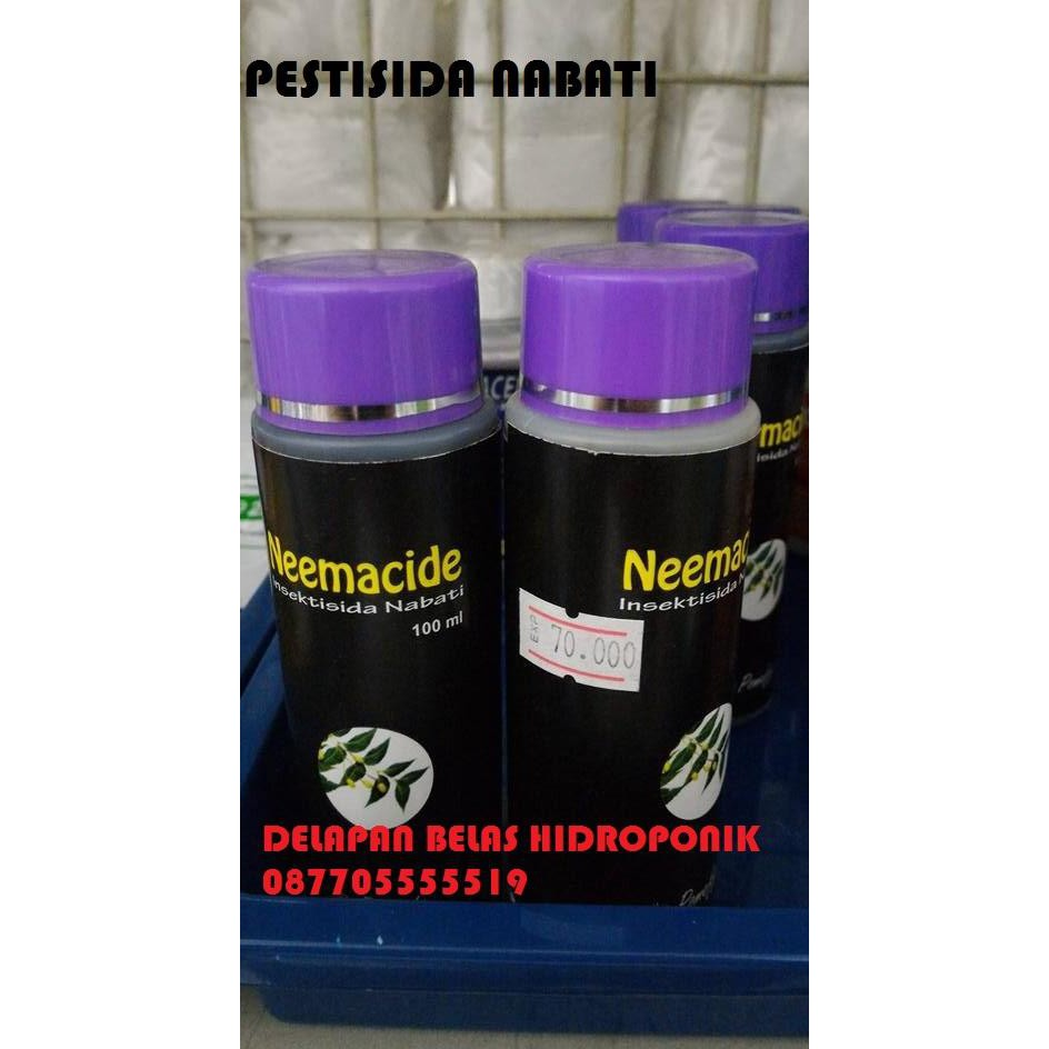 Termurah Nemacide Pestisida Nabati Tanaman Hidroponik Bebas Kimia Ikea Immeln Tempat Sabun Lapis Timah Semua Hama Shopee Indonesia