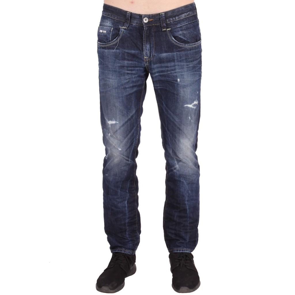 3dfca4cbfa5 Bombboogie® Celana Slimfit Dark Blue Original | Shopee Indonesia