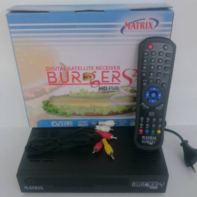 Matrix Burger S2 AVS Upgrde SW Terbaru