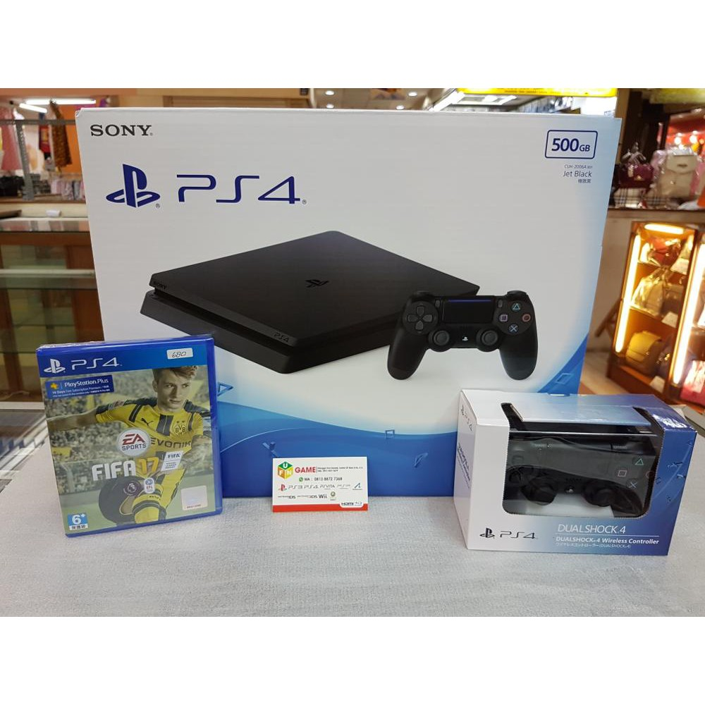 Ps4 Slim Cuh 2006 Garansi Resmi Sony Paket Uncharted 4 New Limited | Shopee Indonesia