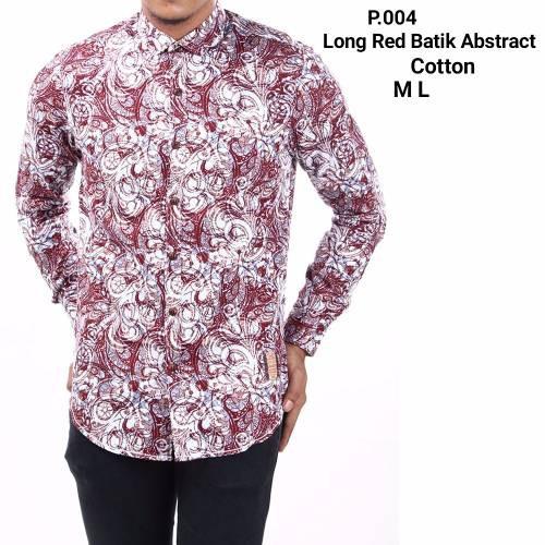 Kemeja Batik Songket Navy Panjang kerja Kantor Slimfit Batik Cowok | Shopee Indonesia