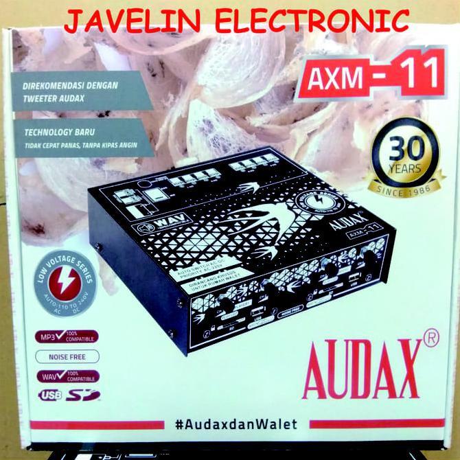 amplifier mesin walet audax AXM11  4dea16cc62