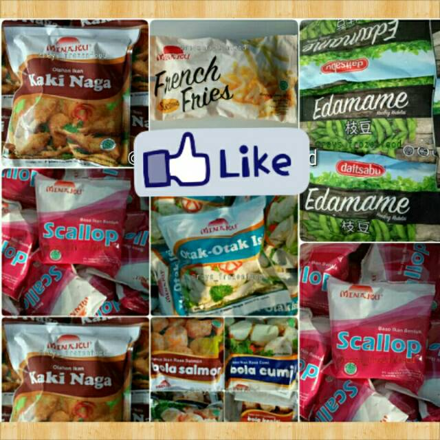Aneka Macam Frozen Food Shopee Indonesia