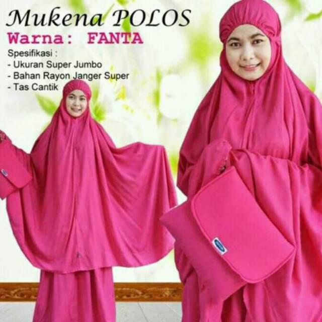 Mukena Renda Exclusive Warna Purple Gold/Ungu Tua/Katun Rayon Janger Premium Ukuran Super Jumbo | Shopee Indonesia