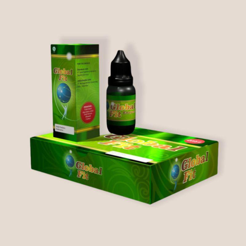 Global Fit Enzim Original 100% Ampuh  Berkhasiat Herbal Alami Pengganti B1 Global