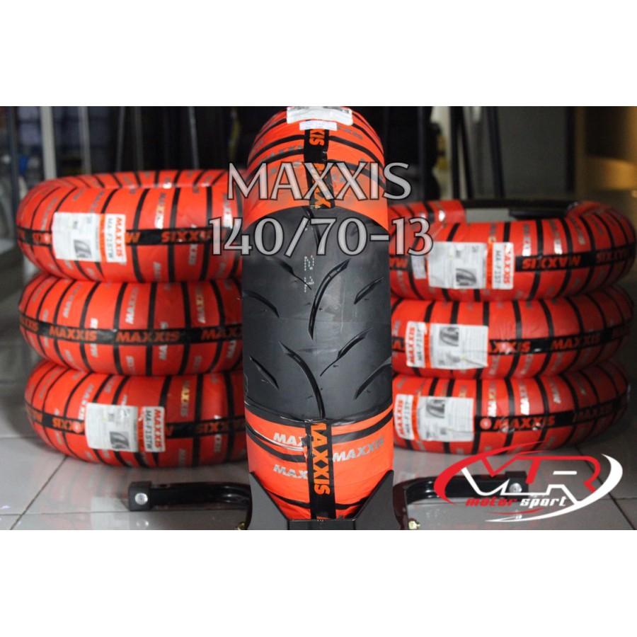 ban belakang motor nmax maxis maxxis 140/70-13