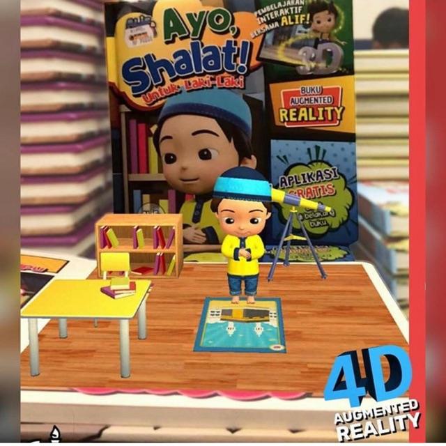 Buku Ajaib Ayo Sholat Laki Laki Shopee Indonesia