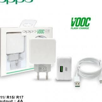 Charger Ori Oppo R17 Travel Adapter Vooc Fast Charger Flash Charger Mini Flash Data Line Mini Art Shopee Indonesia