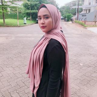 Hijab Pashmina Bahan Spandex Pastel Adem Ringan Lembut | Shopee Indonesia