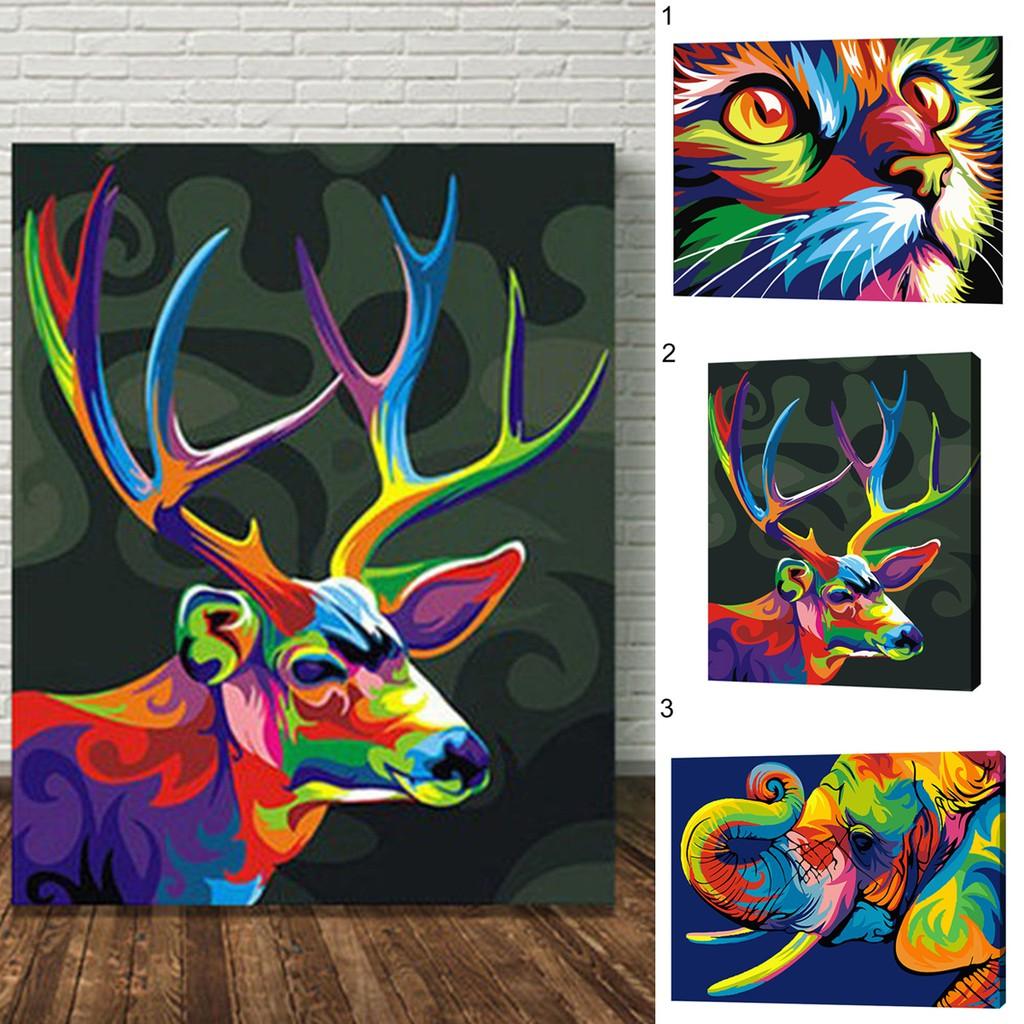 8500 Koleksi Gambar Binatang Warna Warni HD
