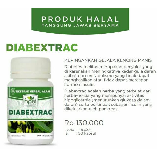 hpa produk untuk kencing manis diabetes