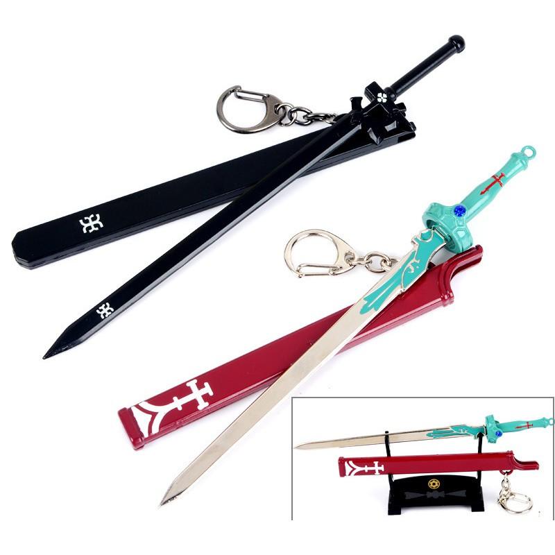 Liontin Pedang Kirito Warna Hitam