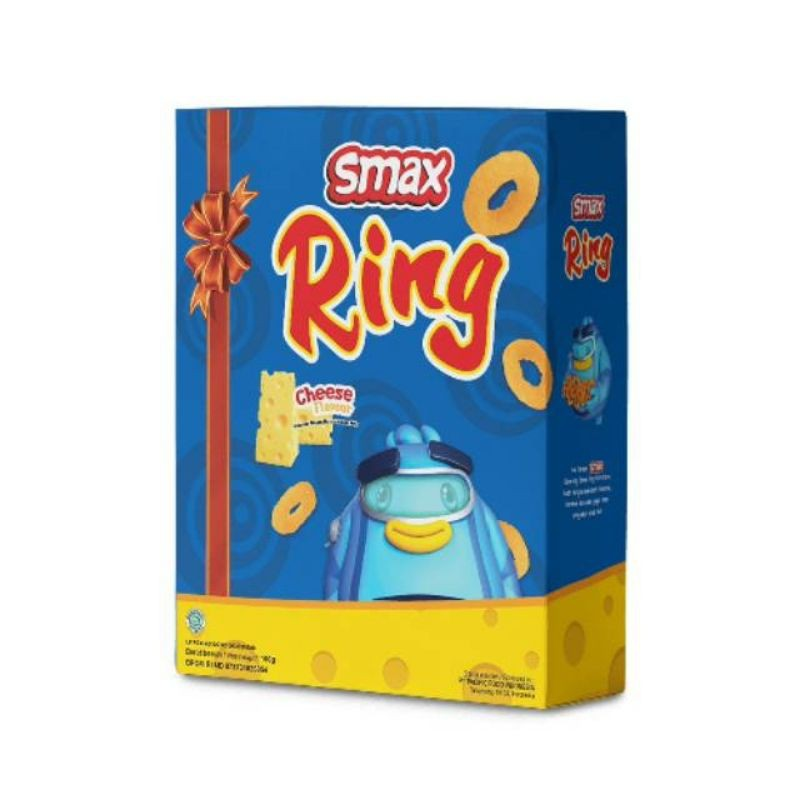 SMAX RING Cheese Box 100 gr