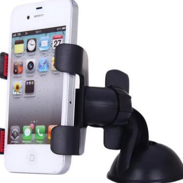 DISKON 40% Lazypod Mobil Cakar 4 Car Suction Universal Holder for Smartphone Good Quality |