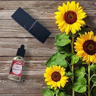 100 Pure Sunflower Seed Oil Minyak Biji Bunga Matahari Shopee Indonesia