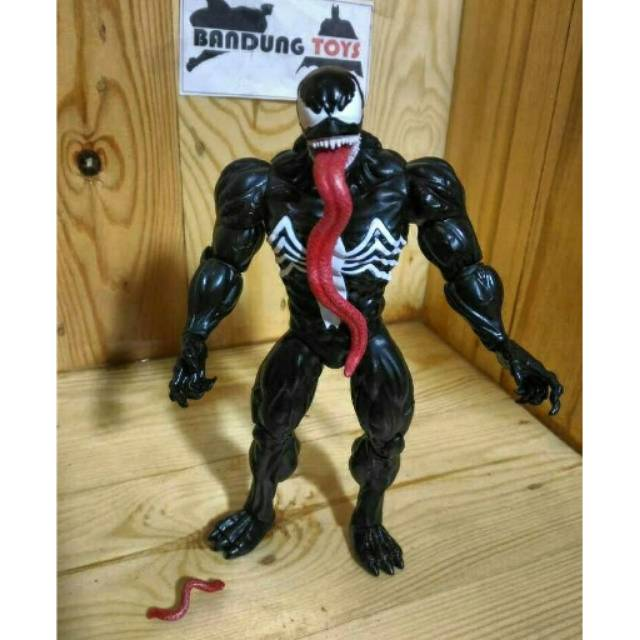 Mainan Spiderman Figure Venom Action Figure Shopee Indonesia