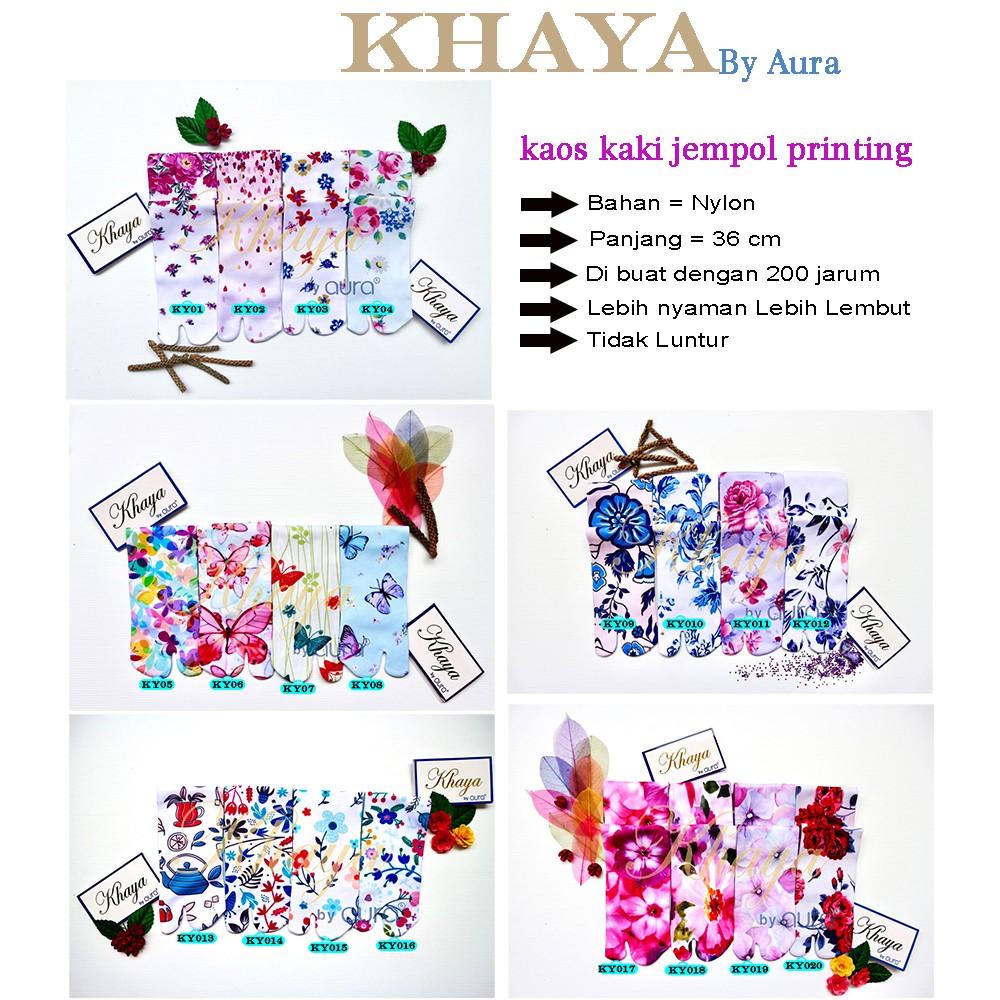 Kaos Kaki Jempol Warna Wr 002 Shopee Indonesia Florist 008