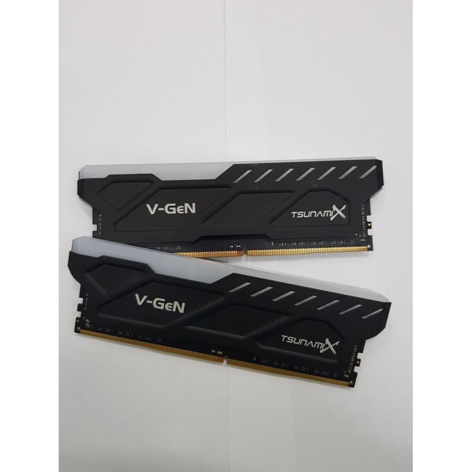 Harga Dan Spesifikasi Memory Ram V Gen Ddr3 2gb Pc 10600 For Di 8gb Pc10600 1333mhz Long Dimm Vgen Platinum Shopee